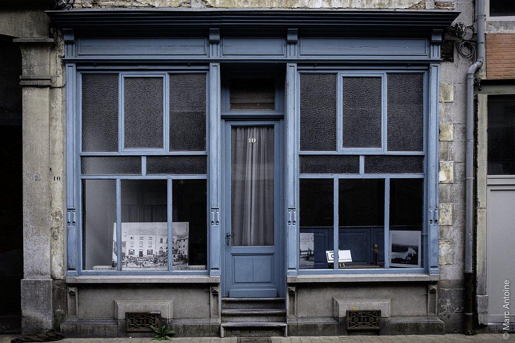 Les belles vitrines de Namur