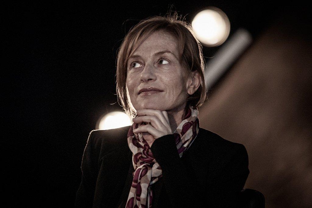 Isabelle Huppert, 2008