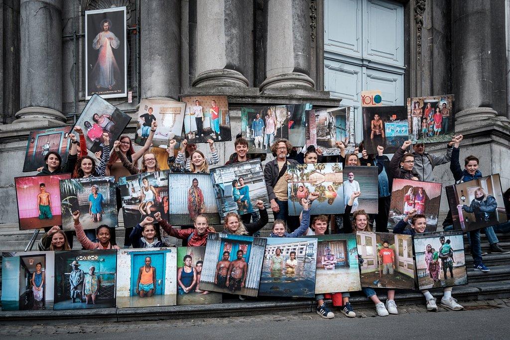 Marche pour le climat • Namur  • 25 avril 2019