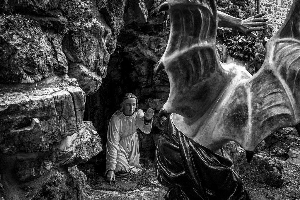 Grotte Saint-Antoine • Crupet